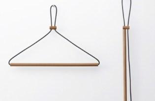 [產品設計] Y 可攜式旅遊衣架
