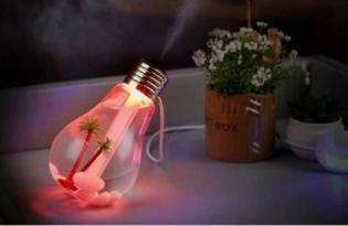 [產品設計]燈泡造型加濕器