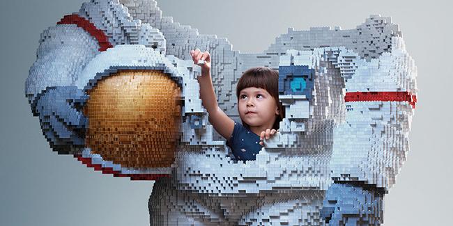 [創意行銷]LEGO樂高品牌形象廣告