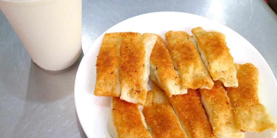 幸福鍋貼:從國中吃到現在的幸福味道,懷念的銅板價早餐/文內有2021年最新菜單