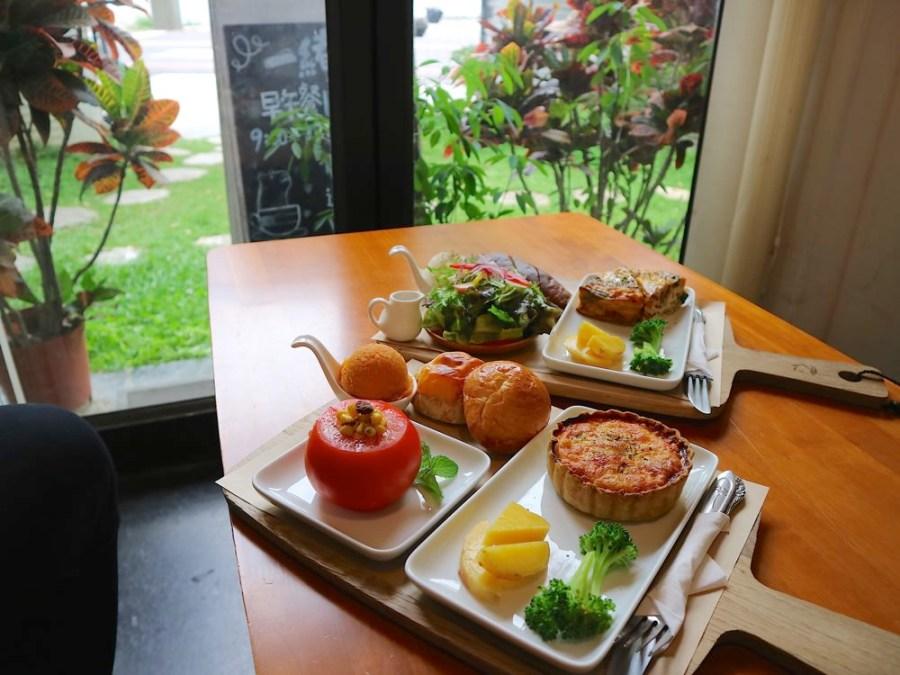 一緒二咖啡 Cafe Isshoni:隱身在百年老宅內的質感早午餐店/文附最新菜單|台南中西區早午餐推薦