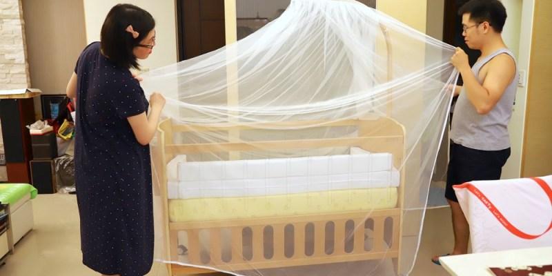 嬰幼兒用品開箱》睿兒國際 Bendi I Lu Clean 多功能嬰兒床,一床多用的嬰兒床,可變身為沙發椅和成長型書桌/超實用嬰兒床