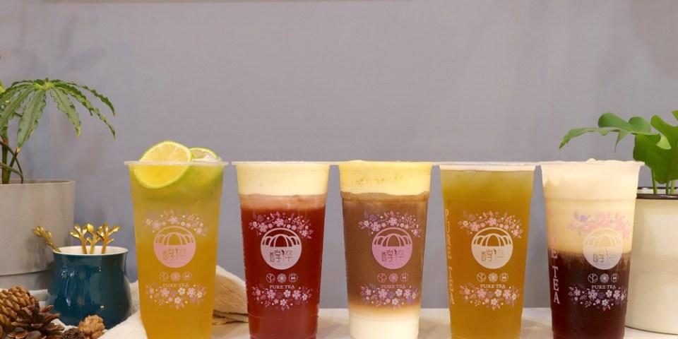 醇淬飲集:台南東區必喝!北歐唯美風~滿滿鹿角蕨超好拍!手調創意飲品.漸層好喝.用料實在/飲品全面買5送1/網美拍照打卡點