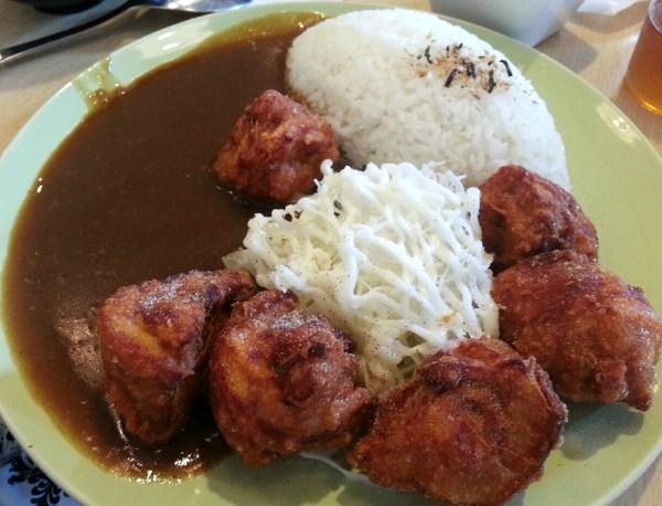 (台南。永康區美食){魚小璐和洋廚房}日式唐揚雞好好吃