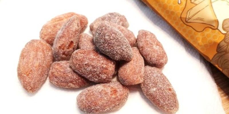 (韓國。零食)『蜂蜜奶油杏仁果』 來自韓國的零食,超夯辦公室團購美食。甜蜜滋味奶油香,杏仁香脆涮嘴!好吃又沒負擔!