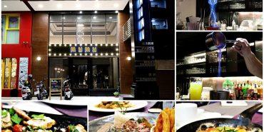(台南。中西區美食)Mumu小巴黎:精緻美饌,炫目的火焰調酒,帶給你異國浪漫氛圍的微醺享受。