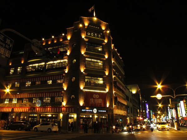 (台南旅遊。推薦)『林百貨』之 百貨公司裡有神社?!|台南第一間文創百貨公司|近百年的直轄市定古蹟|