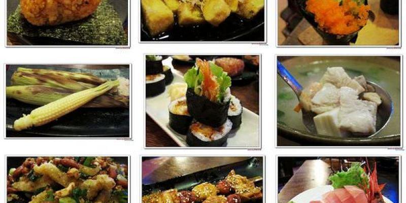 (台南。中西區美食)信燒烤 / 夜間聚餐,吃美食,喝酒閒聊的台式餐館。來吧來吧!日式料理,台式小炒,通通有!