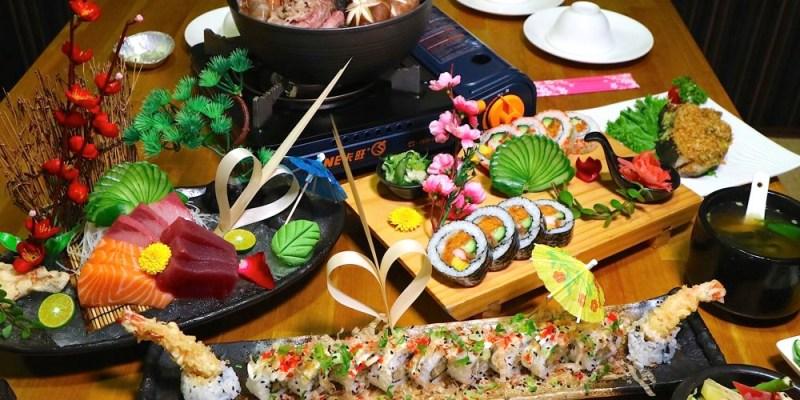 虎尾宮本屋:雲林虎尾的超人氣美味日式料理餐廳,炸蝦壽司超浮誇/日式便當平價美味又飽足 雲林.虎尾聚餐餐廳推薦/近虎尾科技大學