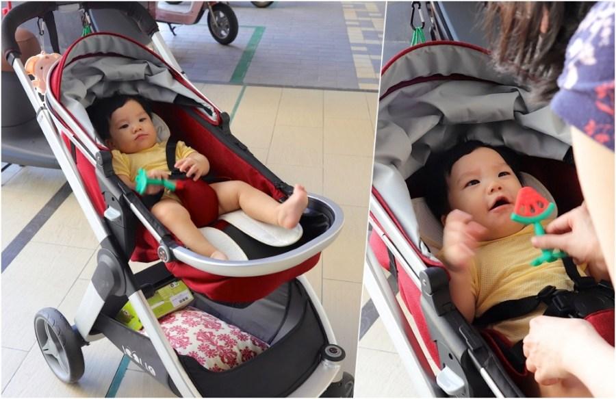 寶寶要出生了,嬰兒推車怎麼選? 嬰兒用品開箱/嬰兒推車推薦:睿兒國際Joolio Pilot Apollo 雙向高景觀嬰兒車-兩用睡箱 讓爸比媽咪輕鬆推著貝比趴趴走