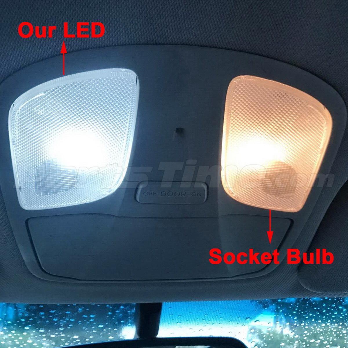 Light 2008 License Bulb Plate Malibu