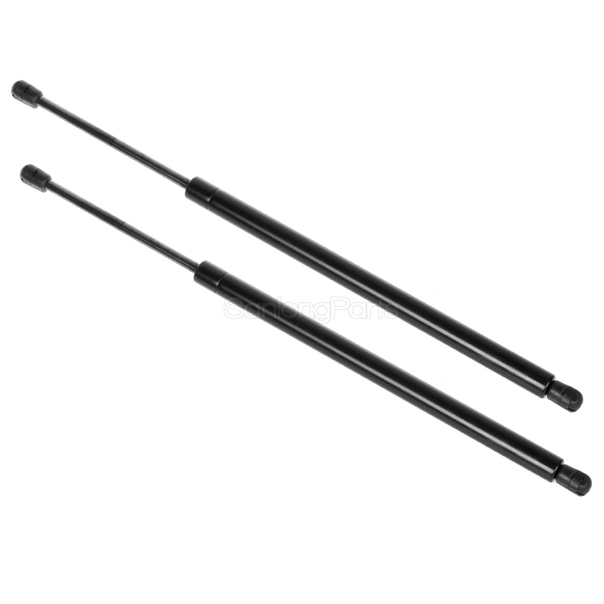 1pair Front Hood Lift Support Shocks Struts For