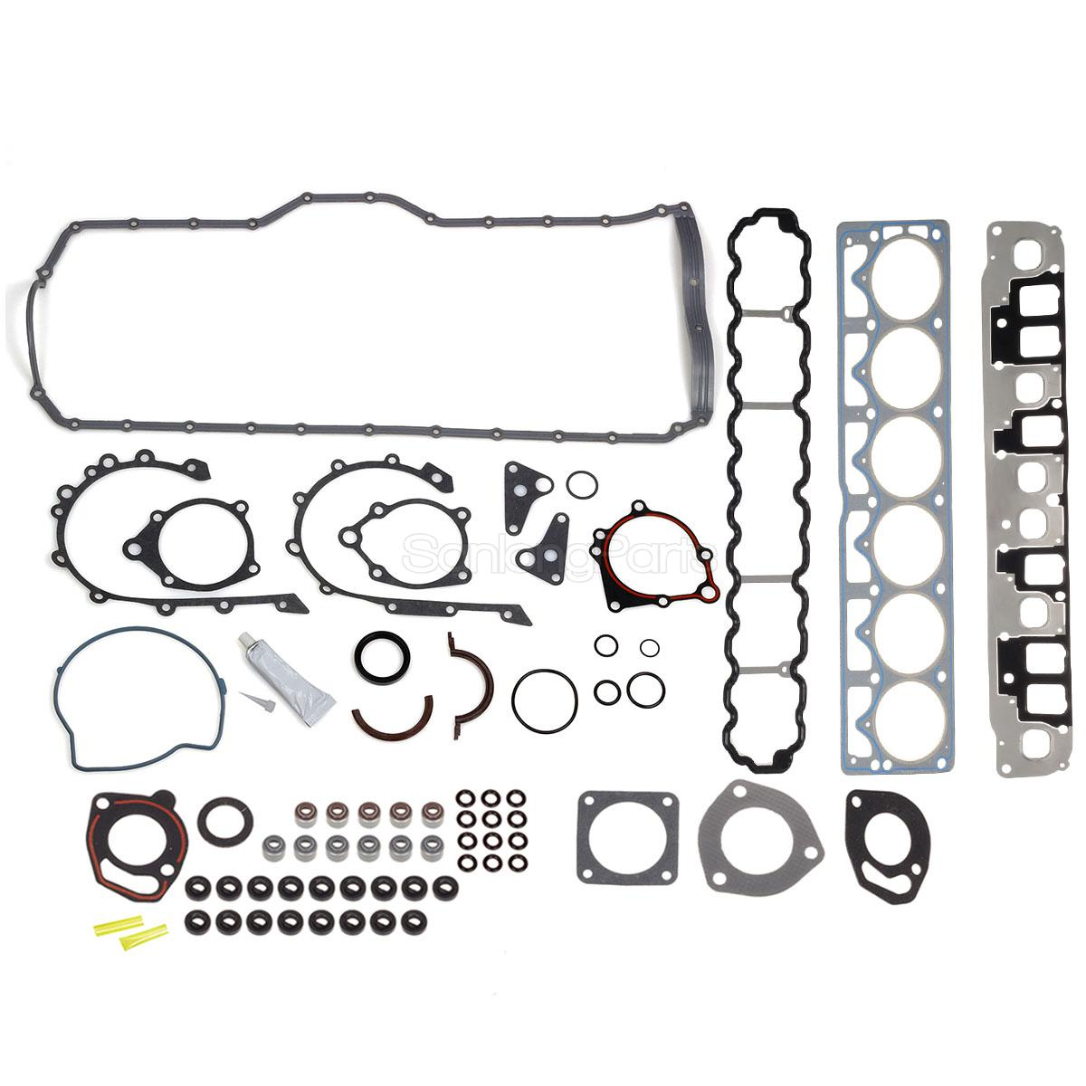 Full Gasket Kits For Jeep Grand Cherokee Comanche Wrangler
