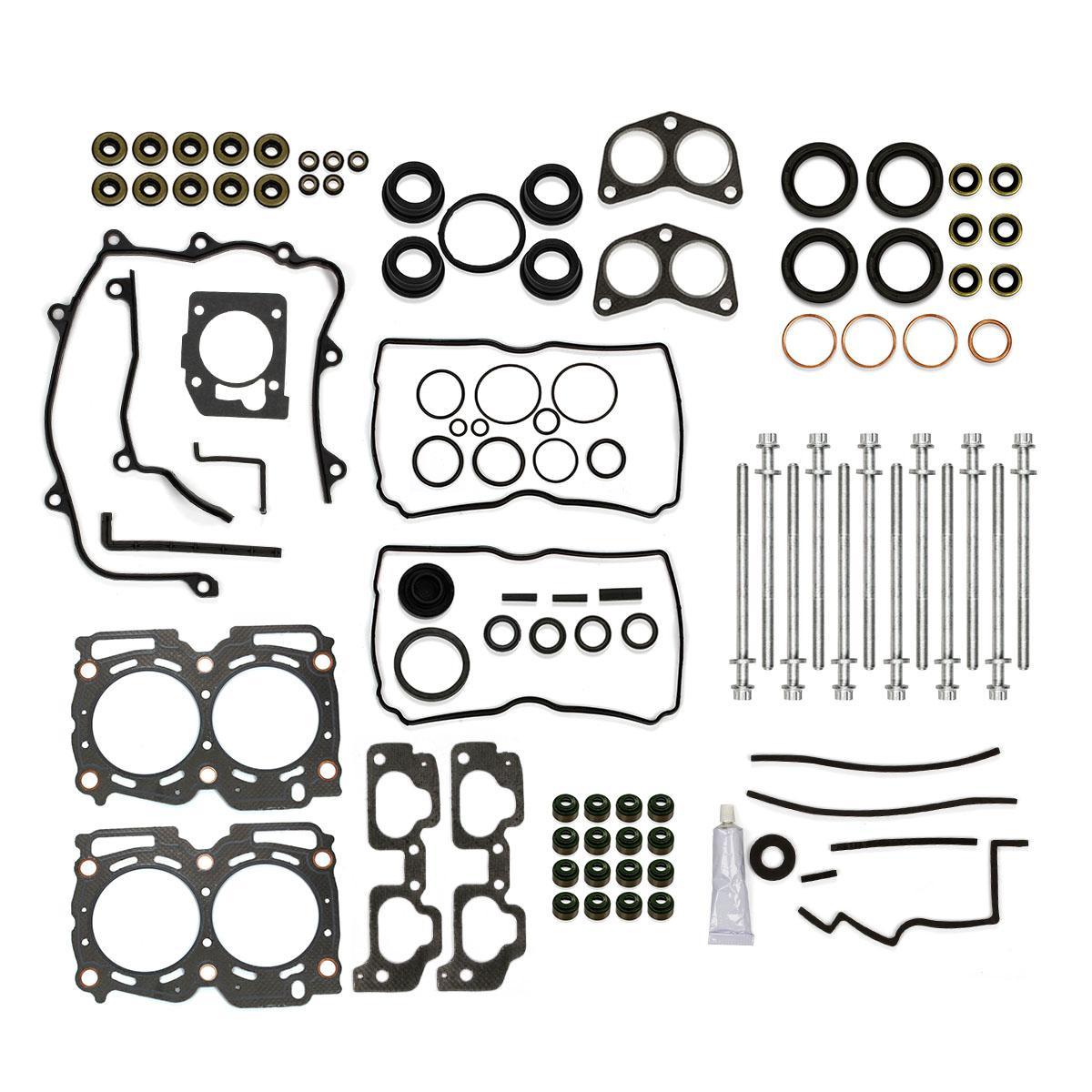 For 99 03 Subaru Legacy Impreza Forester Outback 2 5l Head