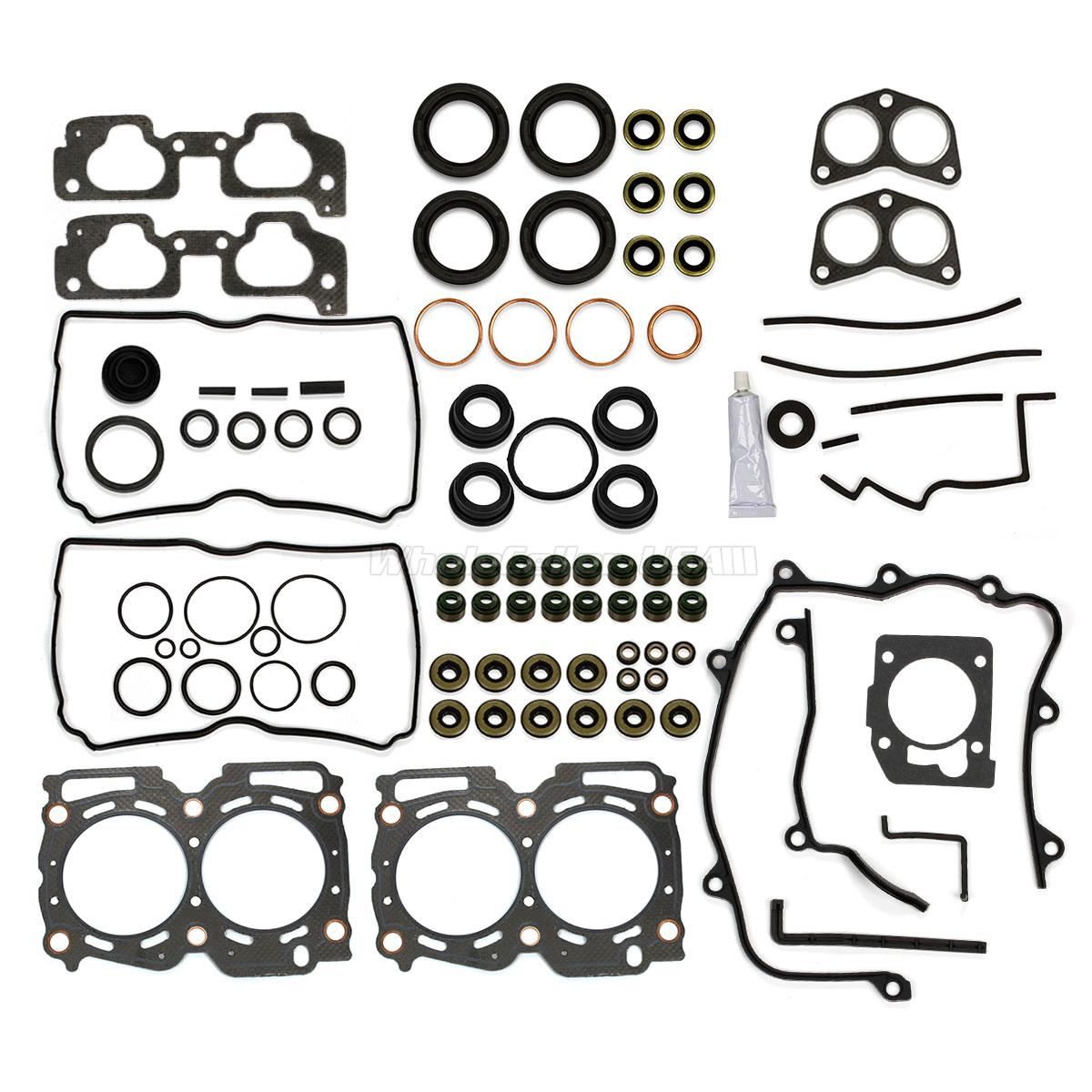 For Subaru Legacy Impreza Forester Outback 2 5l Cylinder
