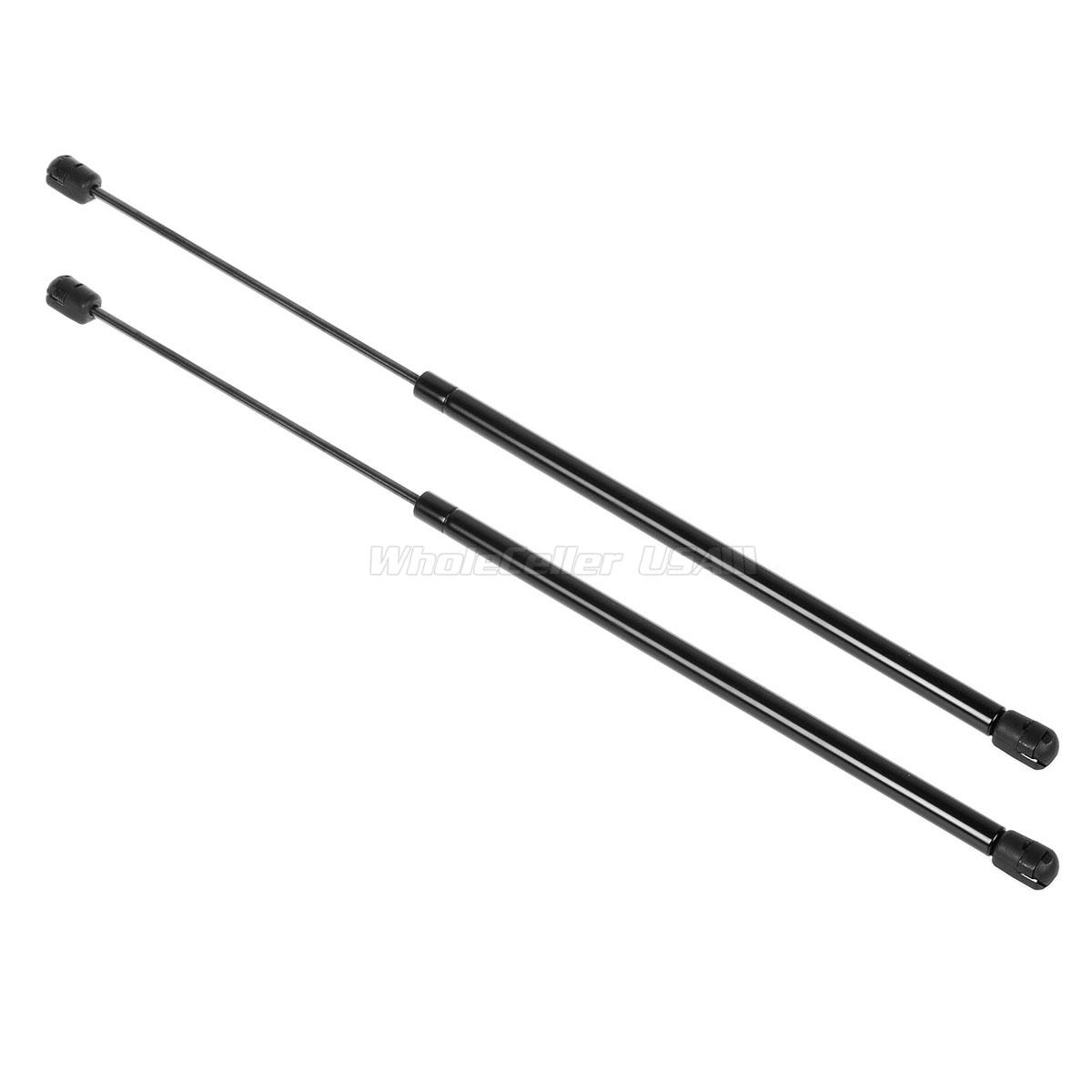 Pair Of 2 Front Hood Gas Charged Lift Support Strut For