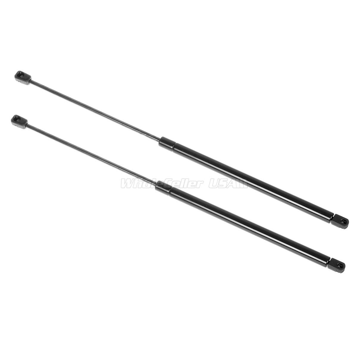 Qty 2 Front Hood Gas Charged Lift Support Struts For