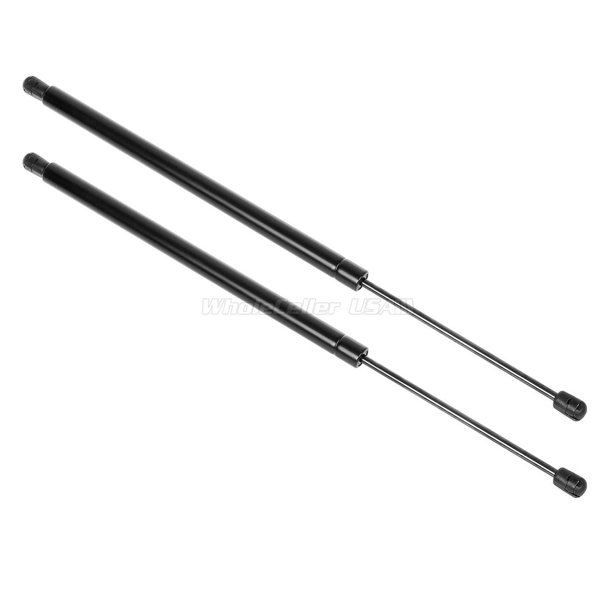 Qty 2 Rear Hatch Gas Charged Lift Support Struts For