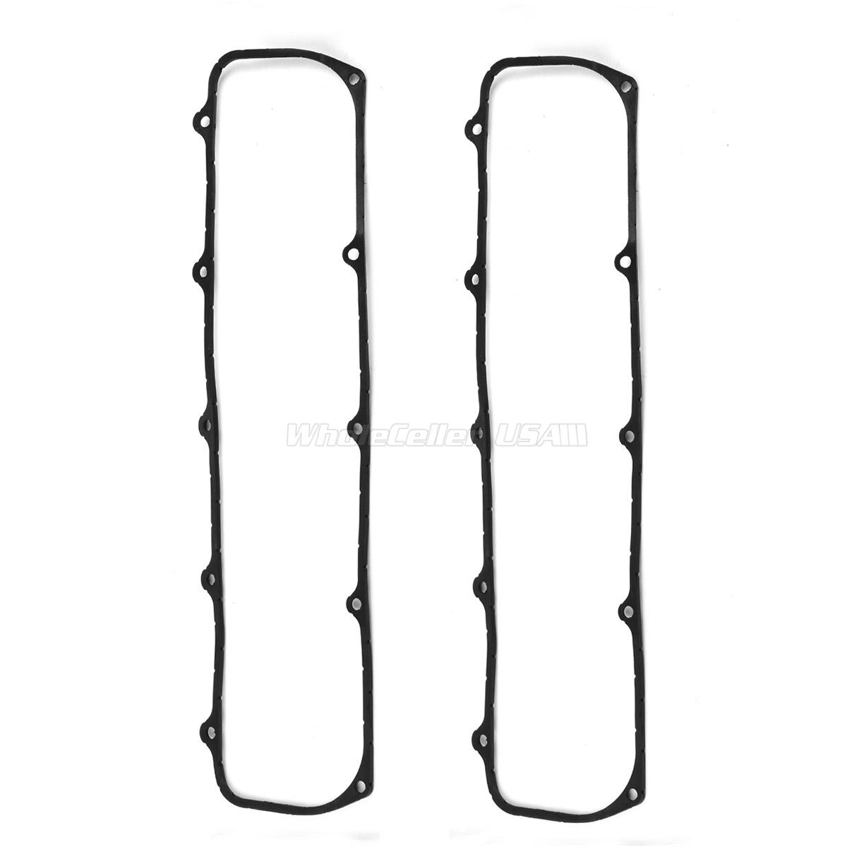 Steel Core Rubber Valve Cover Gaskets Olds Fits Oldsmobile