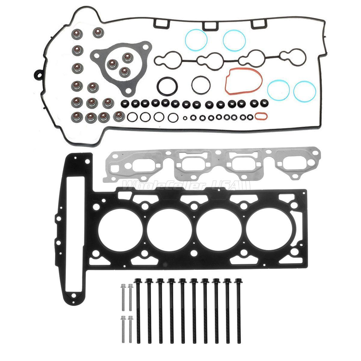 For 07 08 Chevrolet Cobalt Pontiac 2 2l Cylinder Head