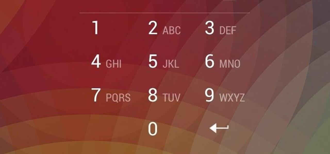 Mobile Security Unlock Code