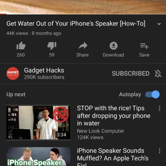 How to Make YouTube Videos Fill the Whole Screen on Any Phone