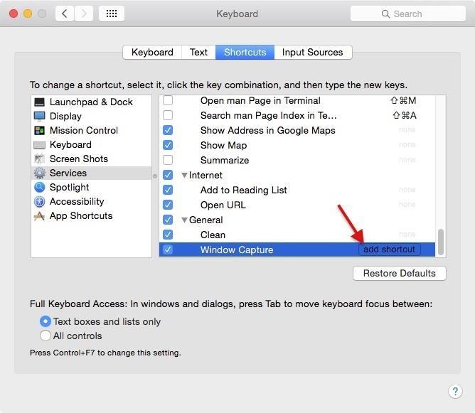 how to delete screenshots on mac