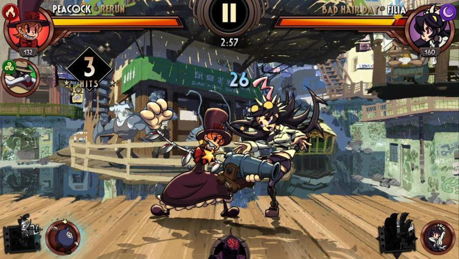 Gaming  The 9 Best Free Action Games for iPhone   Android         so you ll quickly learn to unleash multi hit combos that devastate your  opponents with cruel efficiency  As is standard with mobile games