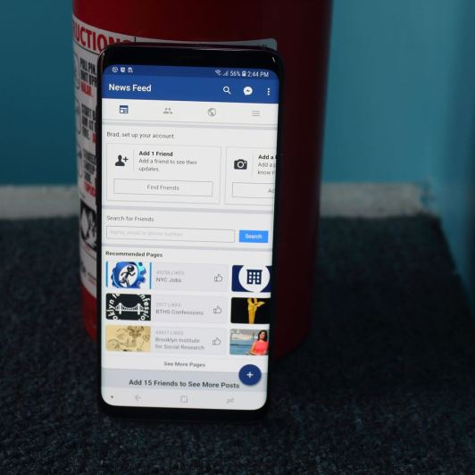 Samsung, pas Apple, fait les meilleurs téléphones sociaux (et nous pouvons le prouver)
