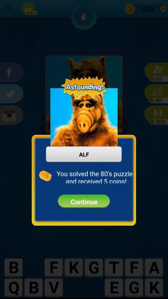 Gaming  The 9 Best Free Trivia Games for Android   iPhone     Install 80 s Quiz Game  Android   iOS