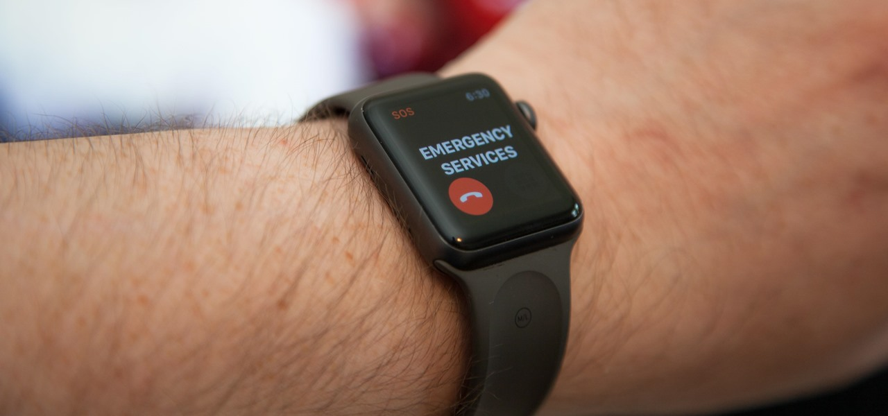 How to Call 911 from Your Apple Watch in Case of an Emergency      iOS     Call 911 from Your Apple Watch in Case of an Emergency