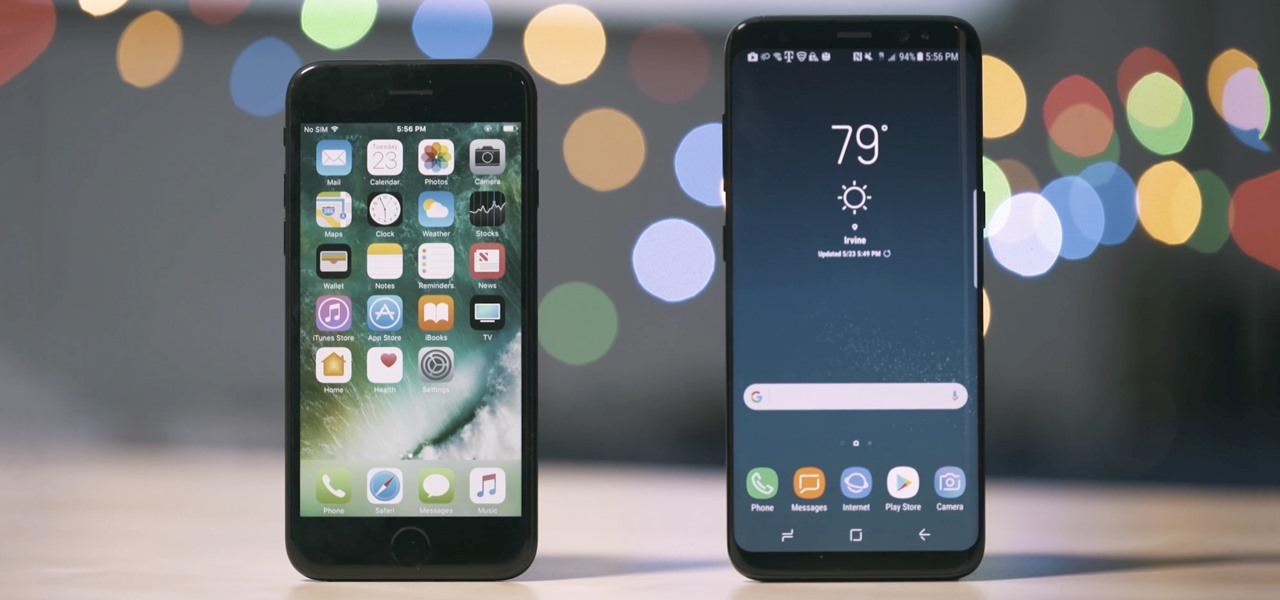 Apple vs  Samsung  How Do the iPhone 8   8 Plus Compare to the     Apple vs  Samsung  How Do the iPhone 8   8 Plus Compare to the Galaxy S8    S8