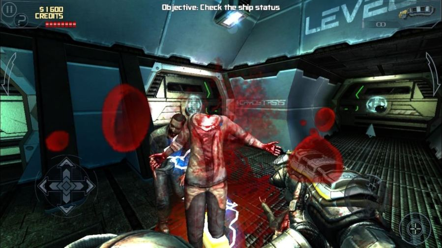 Top 10 Free First Person Shooter Games for Your iPad  iPhone  or      7Dead Effect