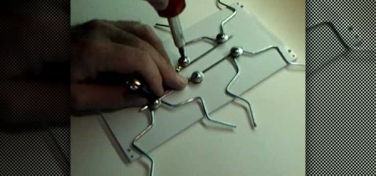 How To Make A Homemade Fractal Antenna For Hd And Digital Tv