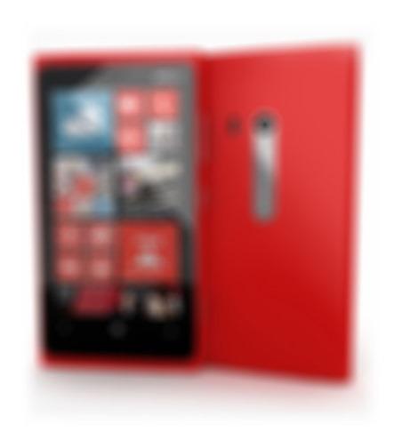Nokia Lumia 920 Blur