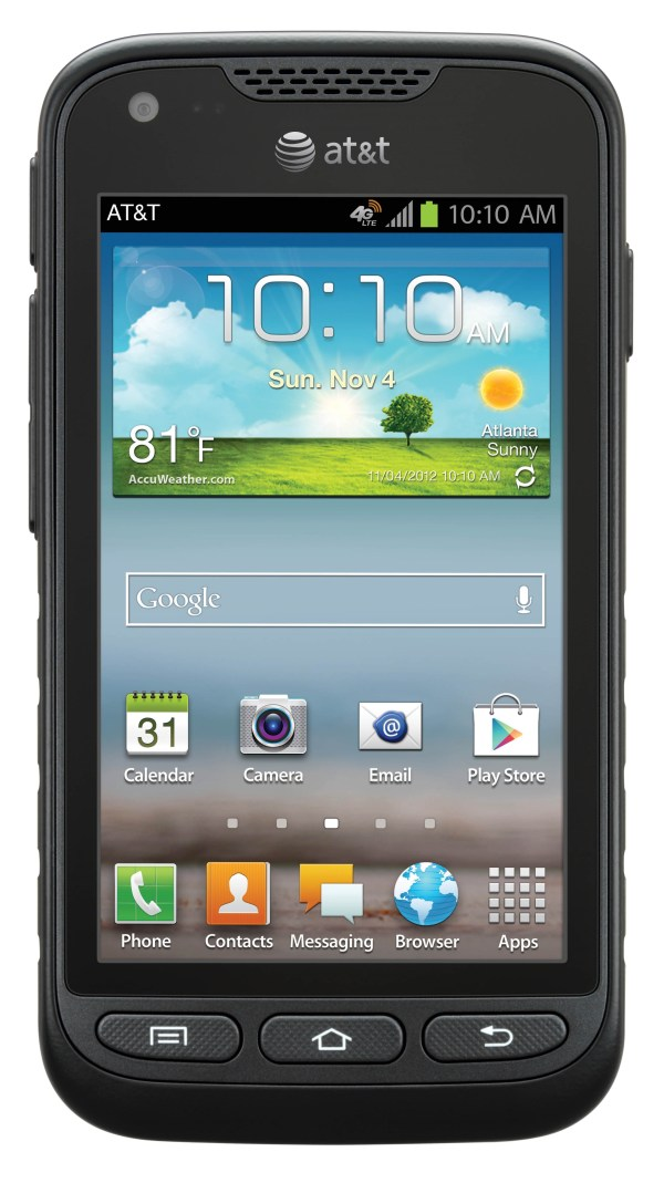 Samsung GALAXY Rugby Pro Full Specifications And Price ...