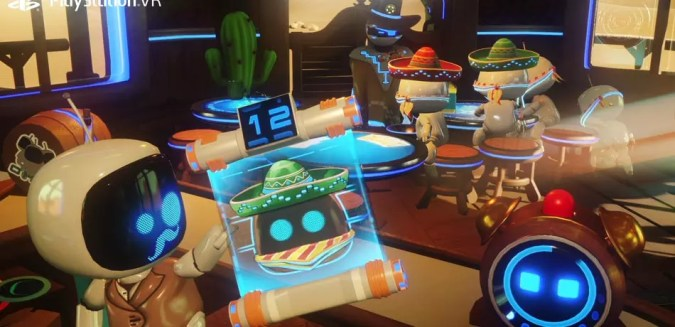 GAME   PlayStation VR     PlayStation    VR Screenshot