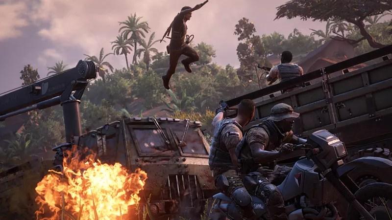Resultado de imagem para Uncharted 4: A Thief's End