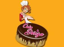 Cake Design Cooking Game