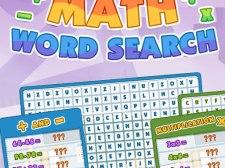 数学单词搜索