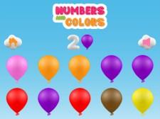 数字和颜色