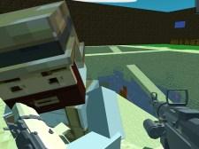 像素竞技场游戏FPS