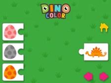 Warna Dino
