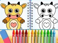 Coloriage animaux de compagnie