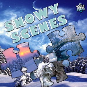 لعبة مدينة الثلج