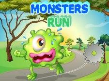 Monsters Run