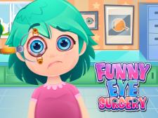 面白い眼科手術