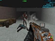 Survie du tunnel de l'apocalypse zombie