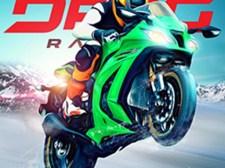 チェーン入りのバイクレーシング3D
