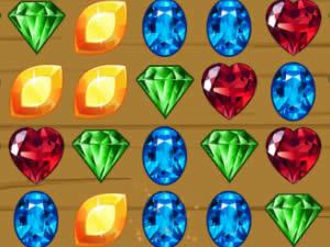 لعبة الجواهر المجنونة